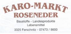 KARO-Markt Roseneder