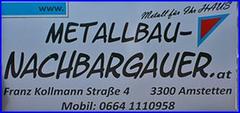 Metallbau Nachbargauer